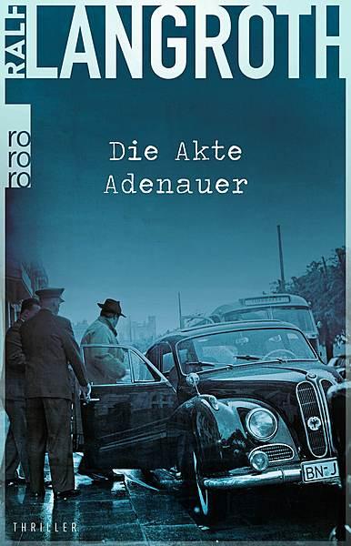 Cover für Die Akte Adenauer