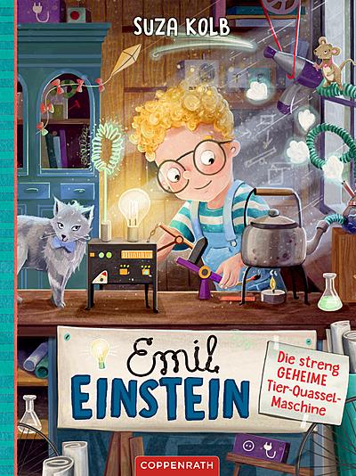 Cover für Emil Einstein