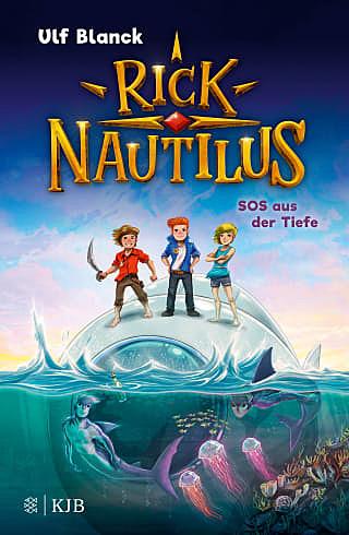Cover für Rick Nautilus - SOS aus der Tiefe