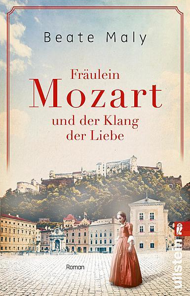 Cover für Fräulein Mozart und der Klang der Liebe