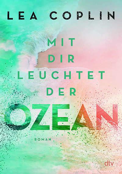 Cover für Mit dir leuchtet der Ozean