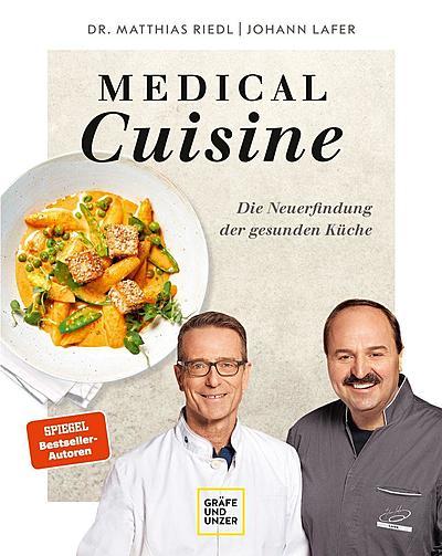 Cover für Medical Cuisine