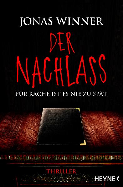 Cover für Der Nachlass