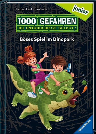Cover für 1000 Gefahren junior