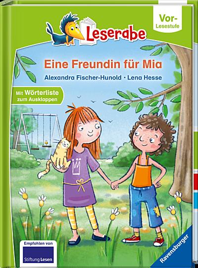 Cover für Eine Freundin für Mia
