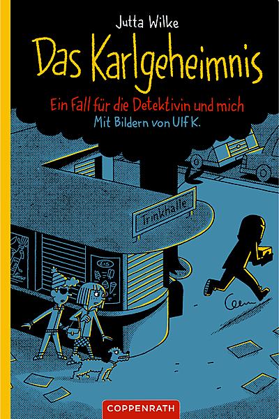Cover für Das Karlgeheimnis