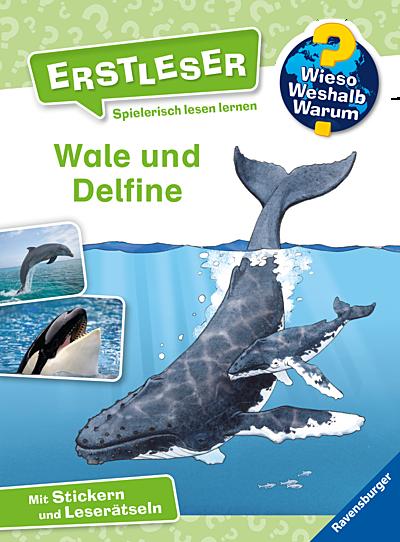 Cover für Wale und Delfine