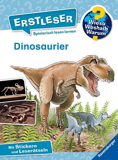 Cover für Dinosaurier