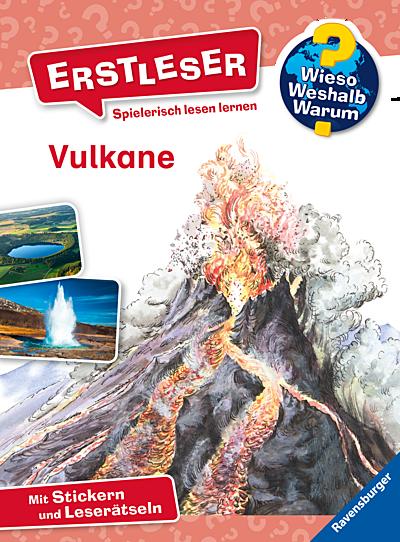 Cover für Vulkane