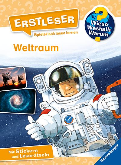 Cover für Weltraum