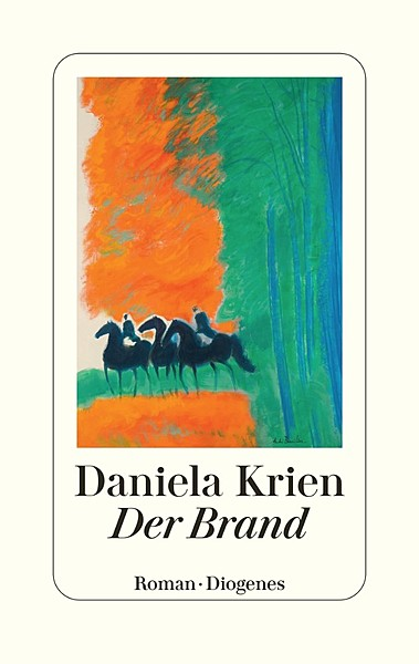 Cover für Der Brand