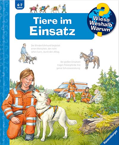 Cover für Tiere im Einsatz