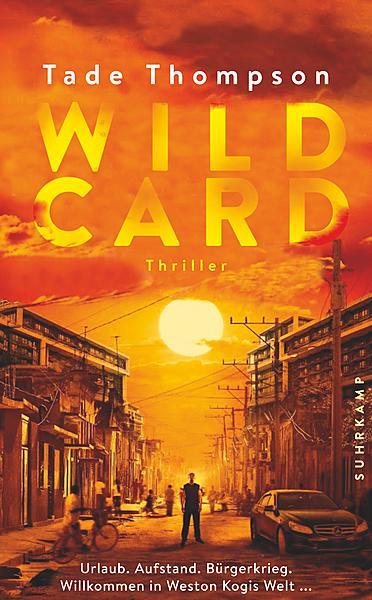 Cover für Wild Card