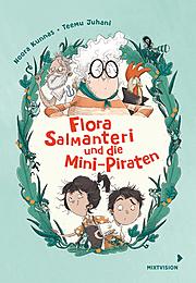 Flora Salmanteri und die Mini-Piraten