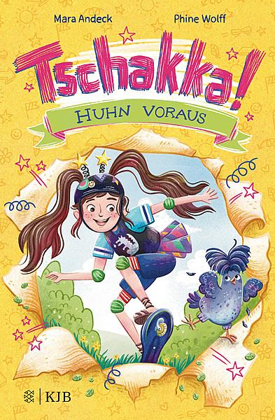 Cover für Tschakka!