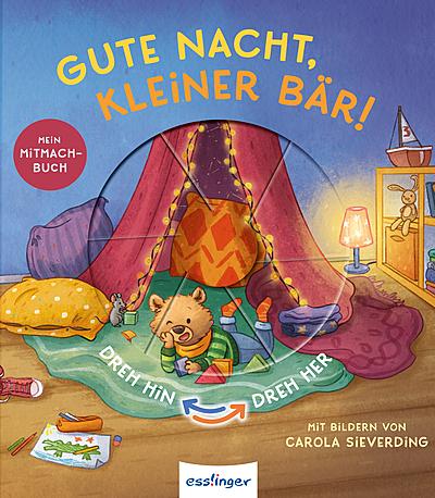 Cover für Gute Nacht, kleiner Bär!