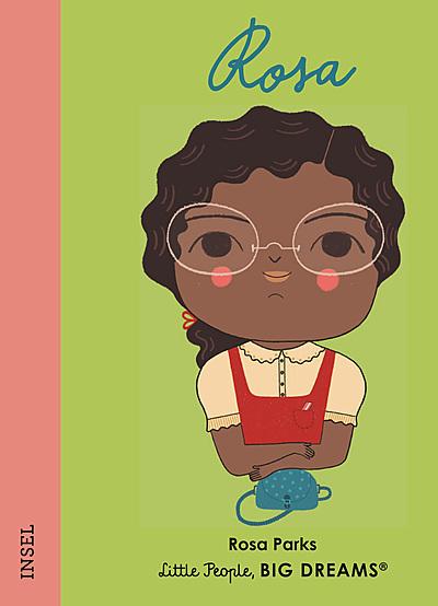 Cover für Rosa Parks