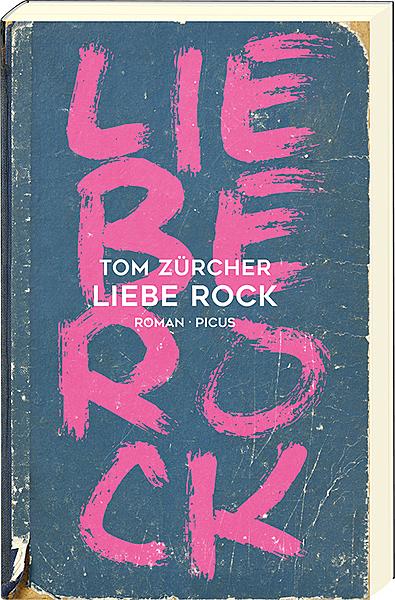 Cover für Liebe Rock