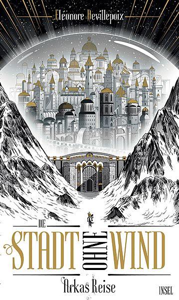 Cover für Die Stadt ohne Wind
