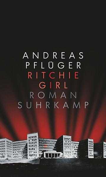Cover für Ritchie Girl