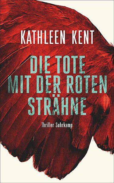 Cover für Die Tote mit der roten Strähne