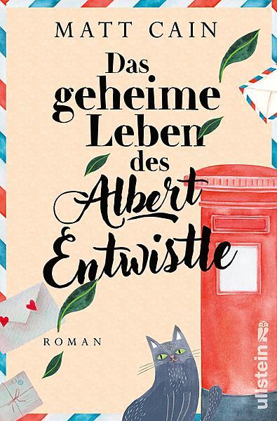 Cover für Das geheime Leben des Albert Entwistle