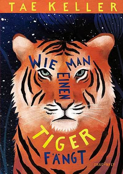 Cover für Wie man einen Tiger fängt