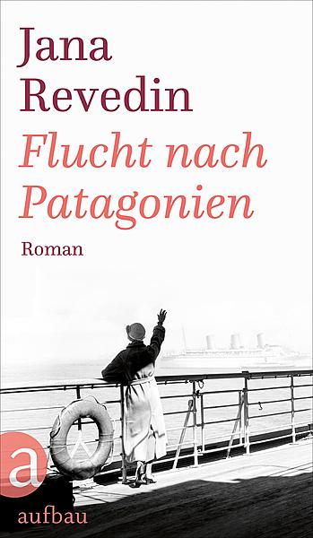 Cover für Flucht nach Patagonien