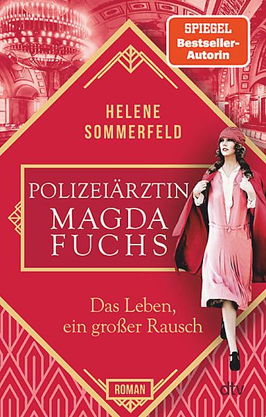 Cover für Polizeiärztin Magda Fuchs