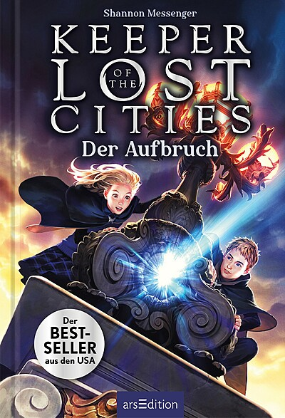 Cover für Keeper of the Lost Cities 1