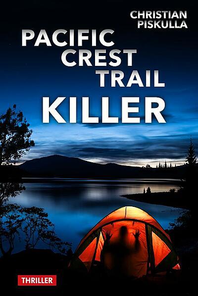 Cover für Pacific Crest Trail Killer
