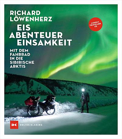 Cover für Eis. Abenteuer. Einsamkeit