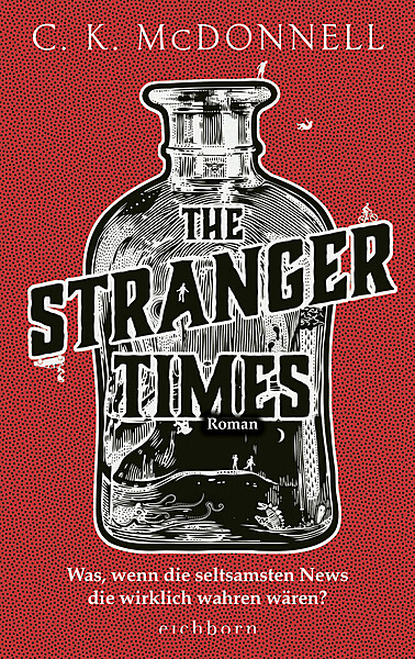 Cover für The Stranger Times
