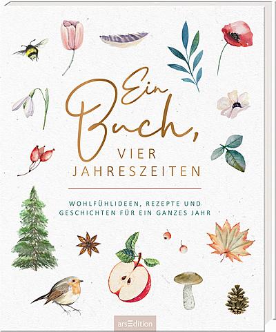 Cover für Ein Buch, vier Jahreszeiten.