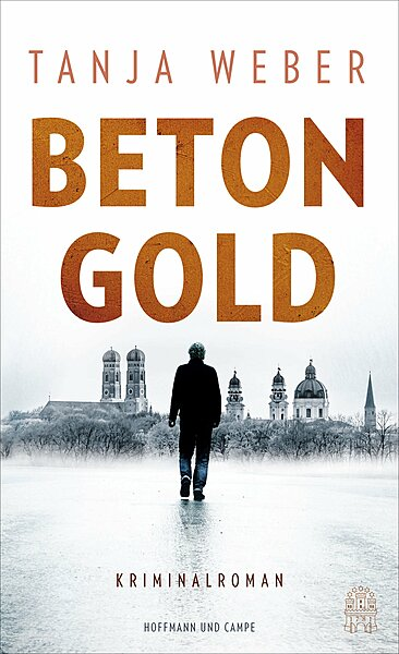 Cover für Betongold