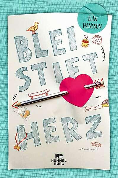 Cover für Bleistiftherz
