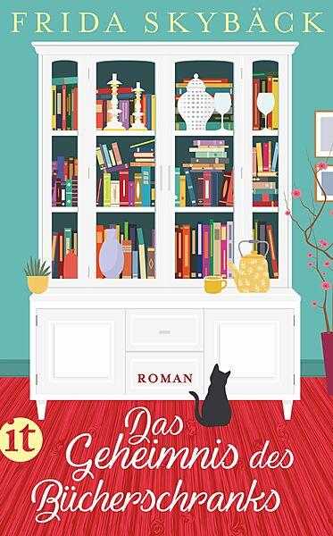 Cover für Das Geheimnis des Bücherschranks