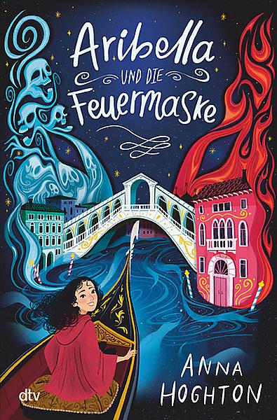 Cover für Aribella und die Feuermaske
