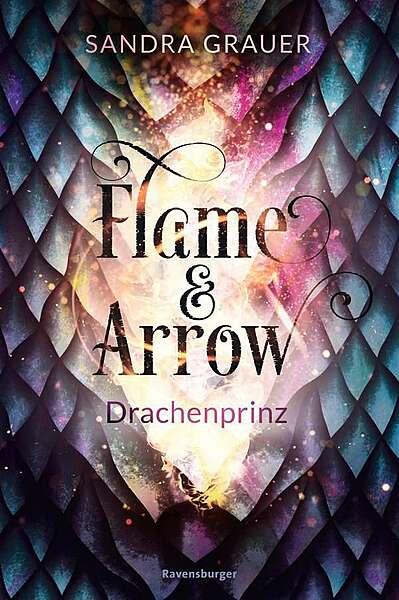 Cover für Flame & Arrow
