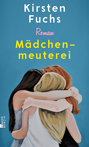 Cover für Mädchenmeuterei