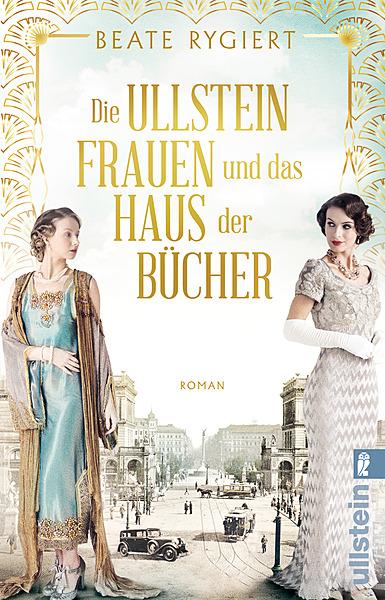 Cover für Die Ullsteinfrauen und das Haus der Bücher