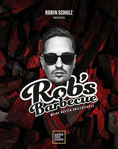 Cover für Rob's Barbecue