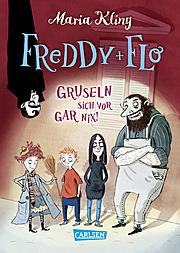 Freddy und Flo gruseln sich vor gar nix!
