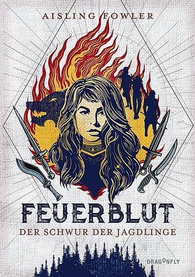 Cover für Feuerblut