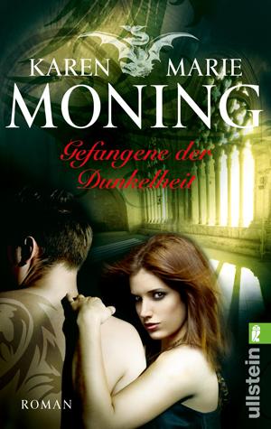 Cover für Gefangene der Dunkelheit