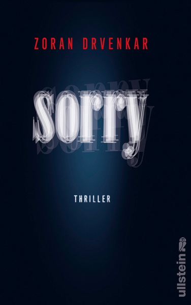Cover für Sorry