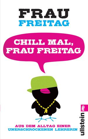 Cover für Chill mal, Frau Freitag