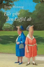 Cover für Elli gibt den Löffel ab