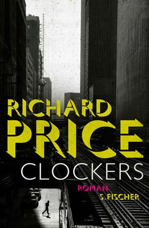 Cover für Clockers