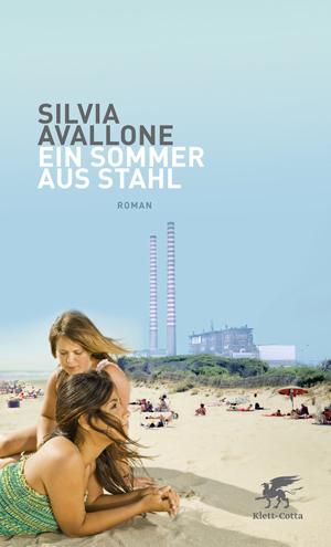 Cover für Ein Sommer aus Stahl